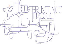 The Blueprinting Project Logo