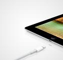 iPad y Cargador