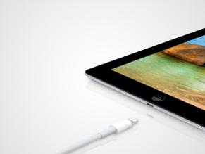 Borrow an iPad from the library