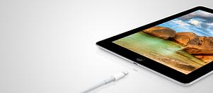 iPadと充電器