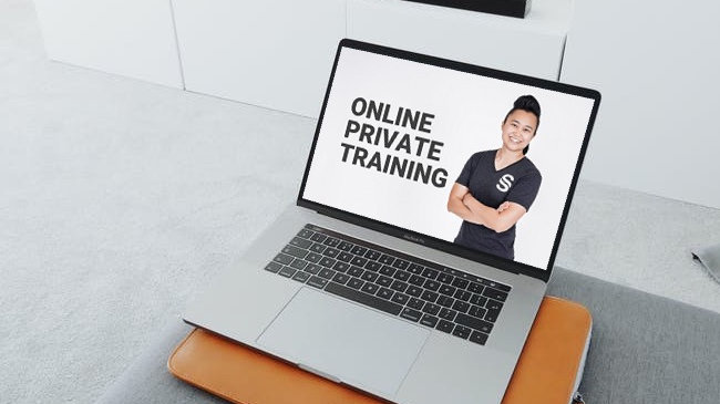 10 Sessions- Private Online Training Package