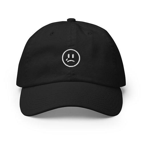 CHAMPION X SADFACE BASEBALL CAP