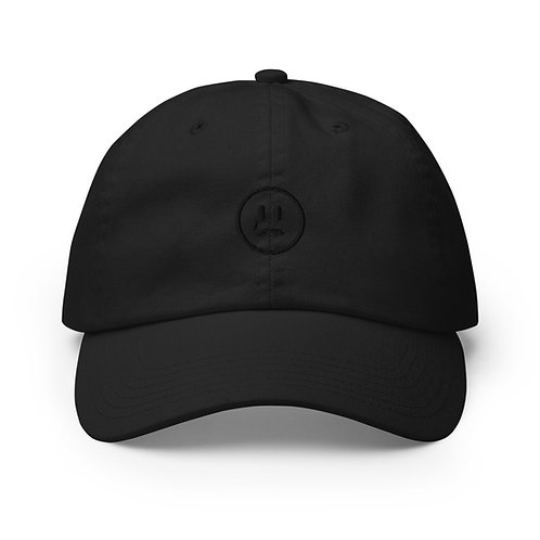 CHAMPION X SADFACE BASEBALL CAP - ALL BACK