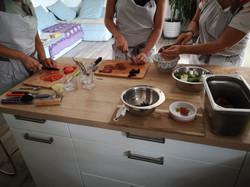 Atelier culinaire quilucru