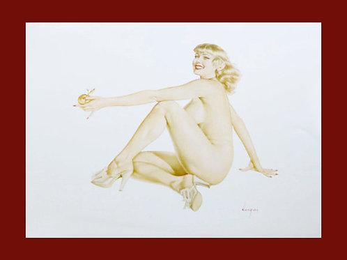 Alberto Vargas Legacy Nude #10 19/25