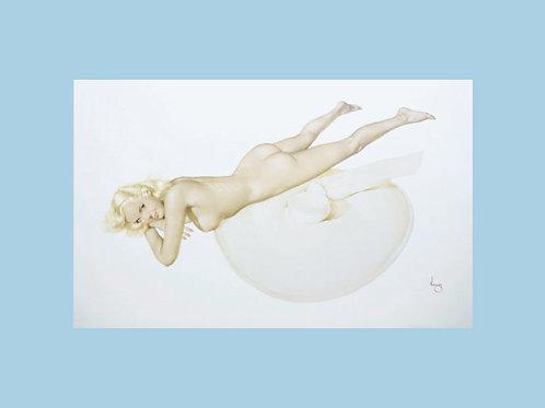 Alberto Vargas Legacy Nude #3 5/25