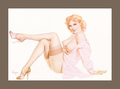 Alberto Vargas Legacy Nude #11 44/50