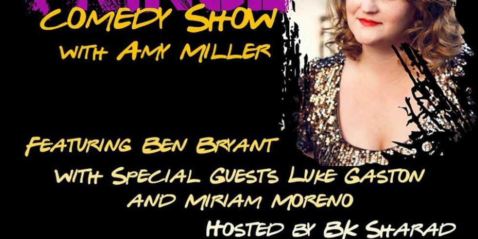 Headlining Denver Fringe Comedy Show, Denver CO