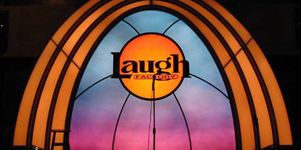 Laugh Factory Las Vegas, Opening for Jackie Fabulous