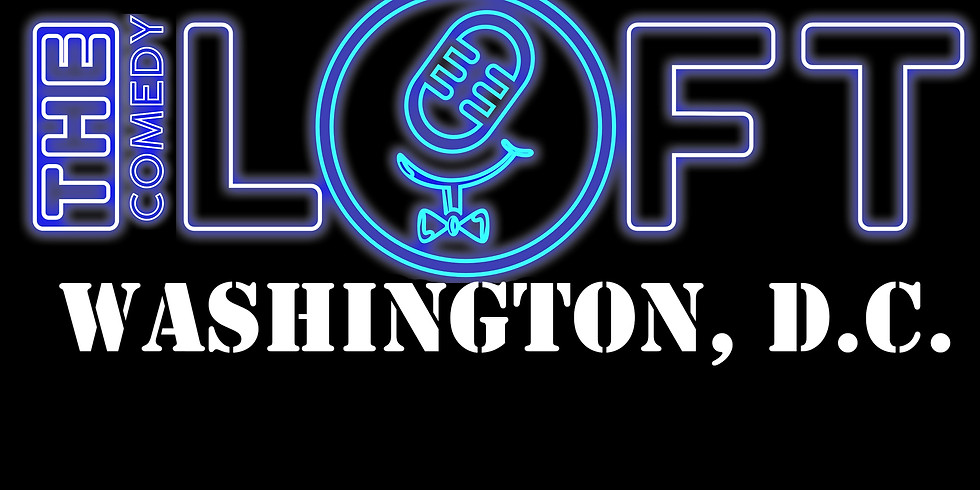 Headlining The DC Comedy Loft - One Night Only