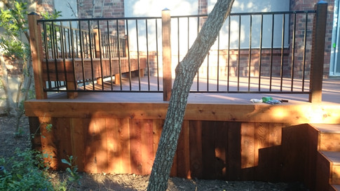 Circle C_Composite Deck with benches and rails_Pic 2.JPG