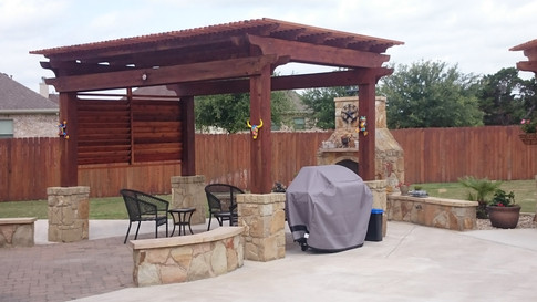 CR 3405_Cedar Pergola with louvers_Others_Pic 1.JPG