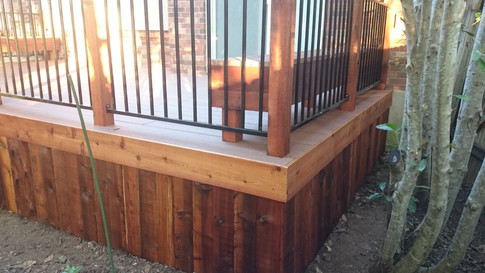 Circle C_Composite Deck with benches and rails_Pic 1.JPG