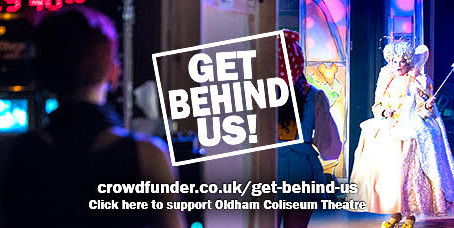 Theatre continues #GetBehindUs Crowdfunder due to extended closure