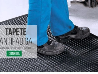 Tapete Ergonômico Anti Fadiga.