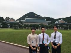 2019.09.27 청와대 경호팀 시연