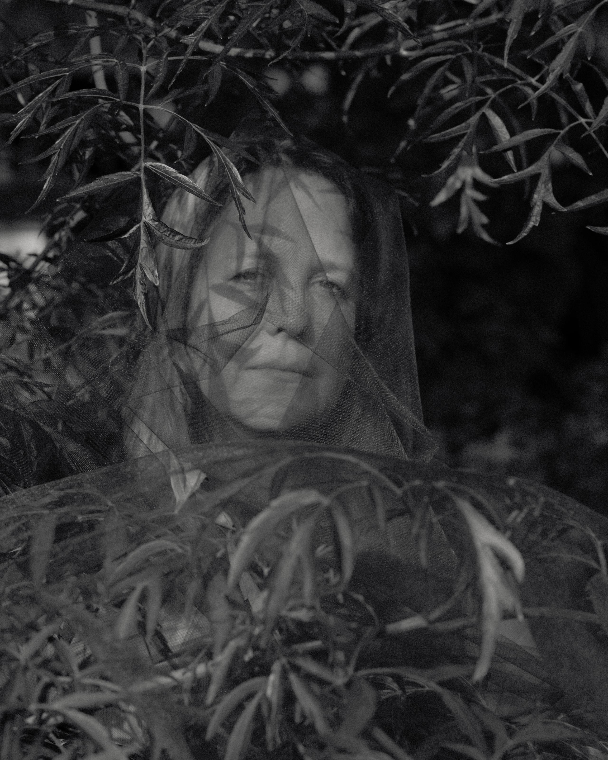 Amrita Stuetzle - 451 - Mother with Elde