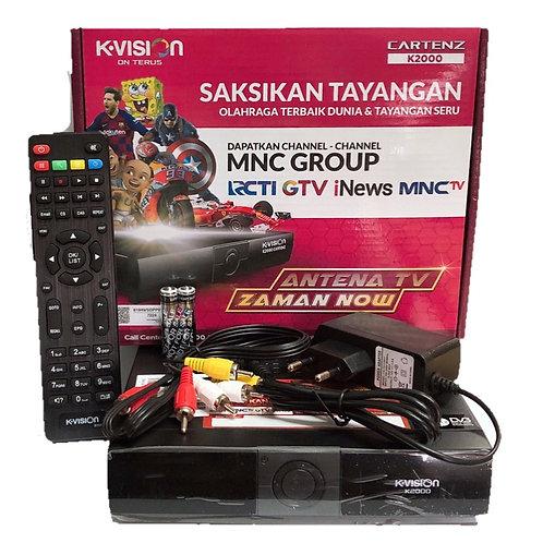 Receiver Kvision K2000