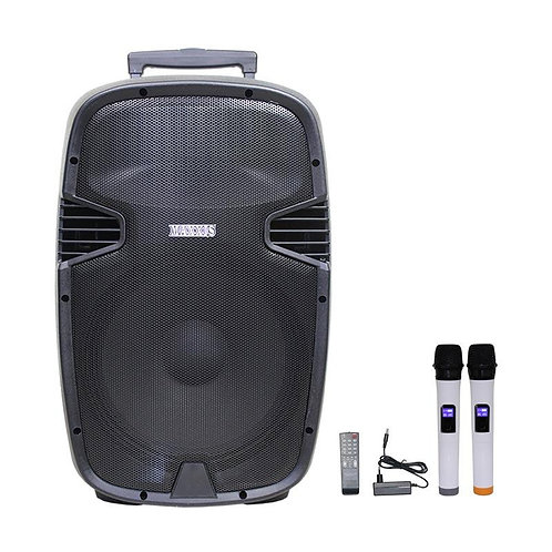 Speaker Portable Maxxis MXM-915 ( Portable Speaker Bluetooth 15 inch)