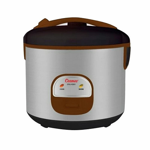 Rice Cooker Cosmos CRJ 9301 STAINLESS STEEL