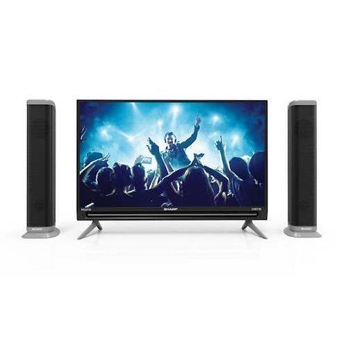 """TV LED SHARP 32"""" 2T-C32BD1I-TG"""