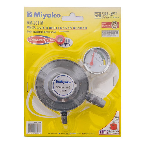 Regulator Gas Miyako RM 201M