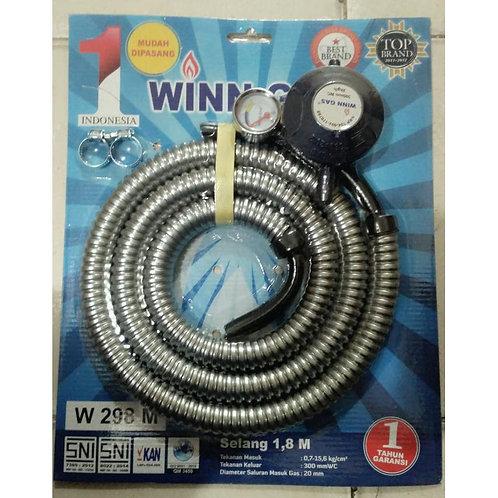 Selang Regulator Winn Gas W-298M