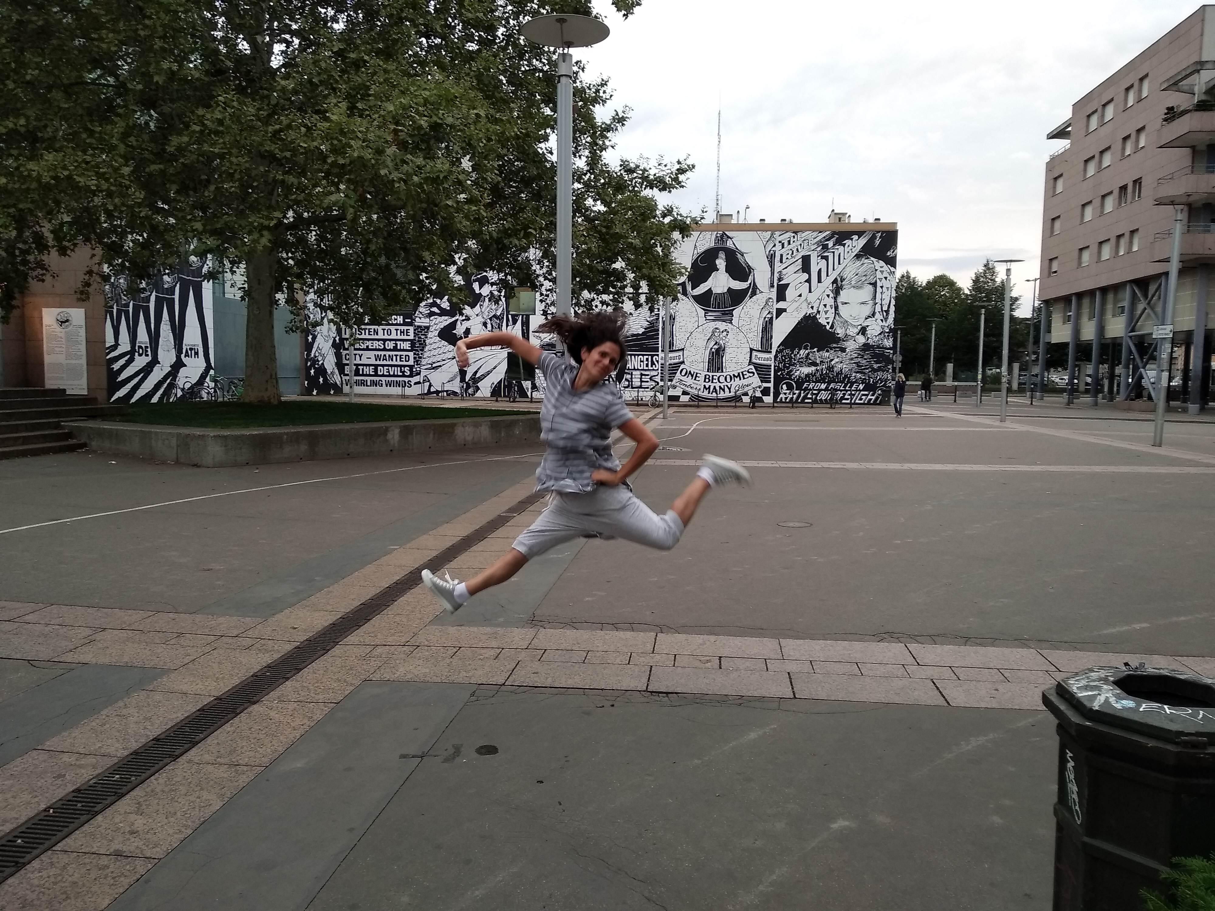 Brussels Street Dance