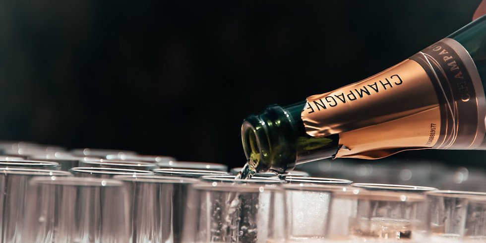 Champagne and Sparkling Wine tasting