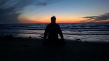 Tanker under meditation