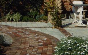 LHLA Brick path & terrace