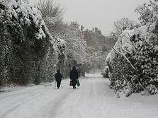 Camden Park snow scene CPL