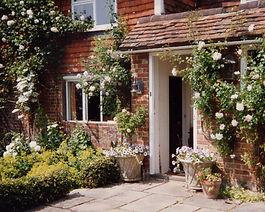 LHLA Cottage entrance, Penshurst