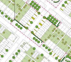 Enplan planting plan for Chatham Quayside