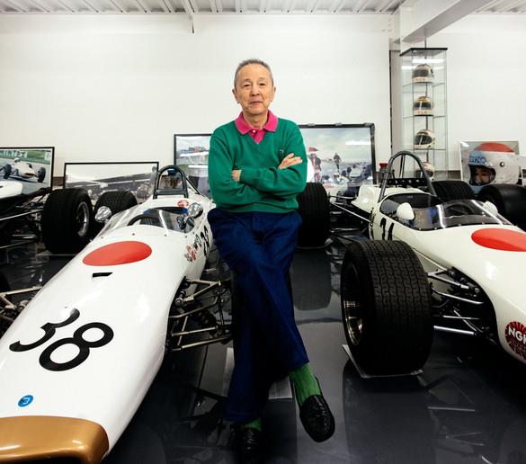 TETSU IKUZAWA, RACE CAR DRIVER