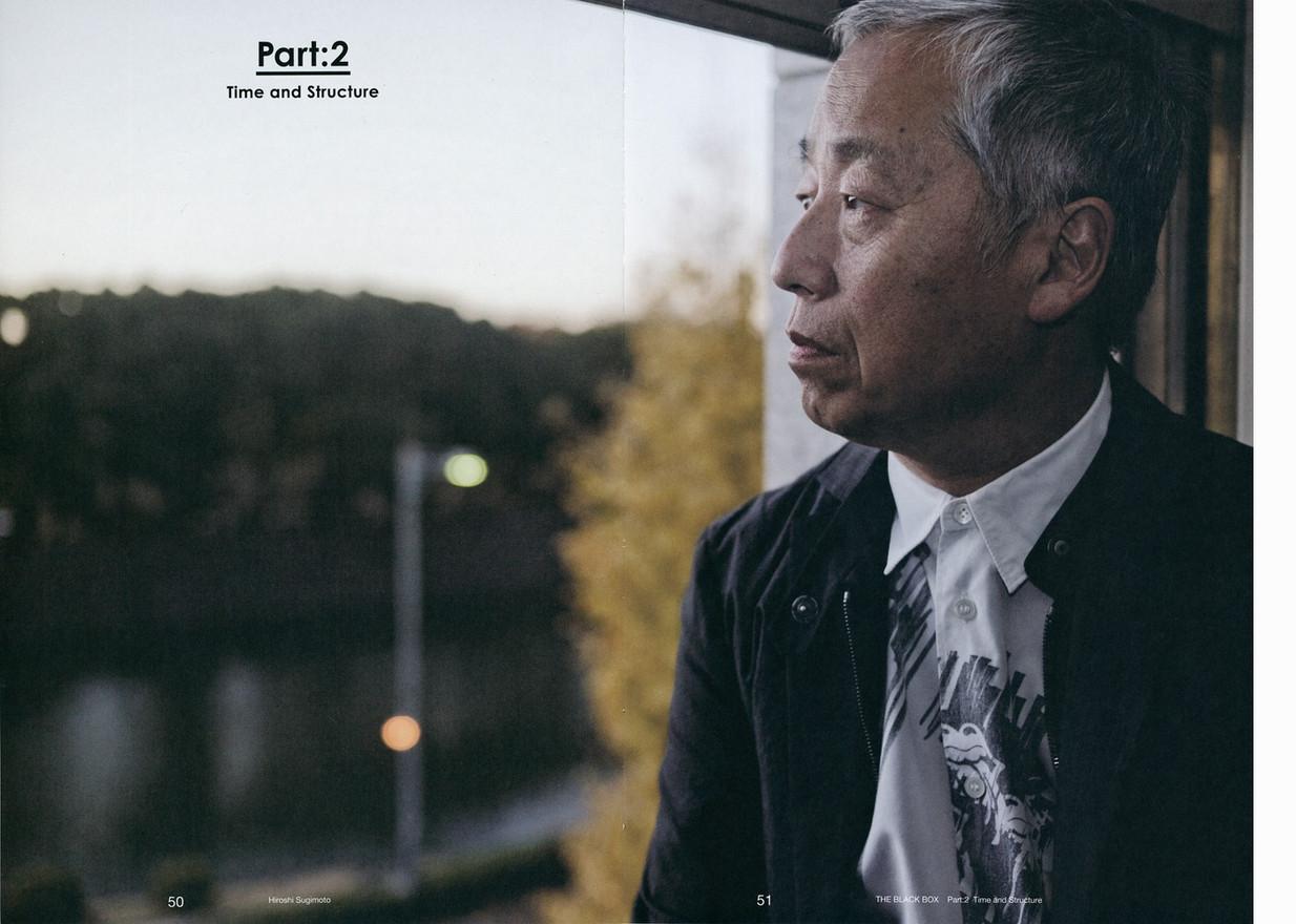 HIROSHI SUGIMOTO,    ARTIST