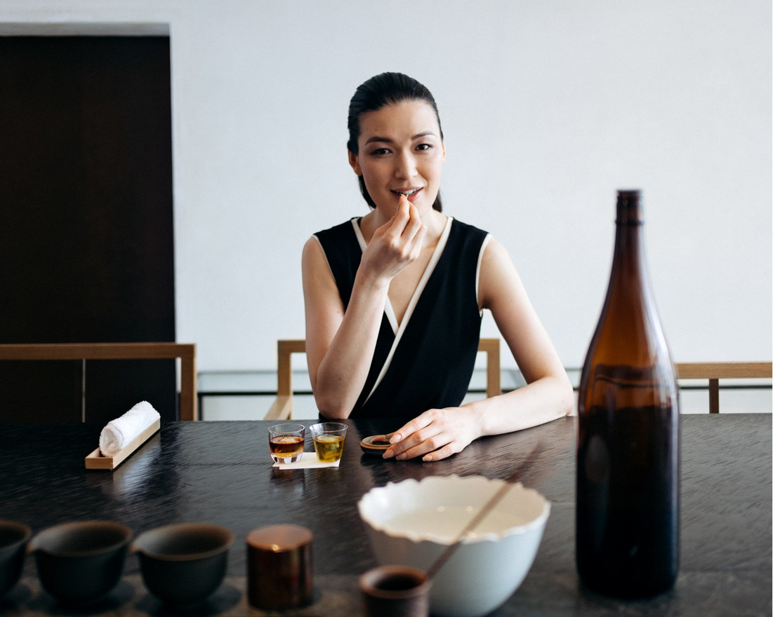 AYAKO SUWA,  FOOD DESIGNER