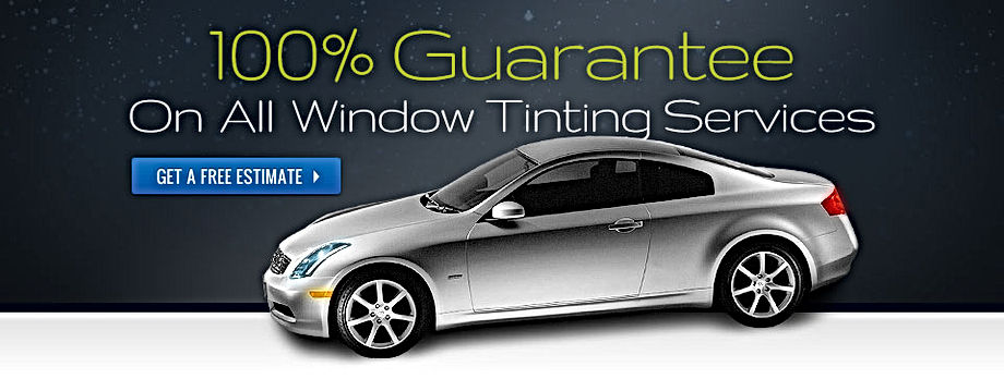 DMK Window Tinting Guarantee