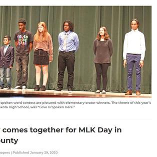 ICRJ MLK 2020 Press
