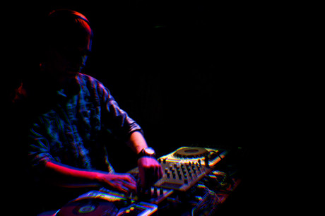 Secret Eternal DJ set at Podeda