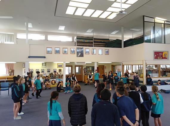 Aro - School Workshops