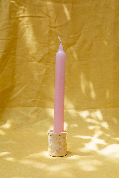 Handmade Ceramic Candlestick Holder