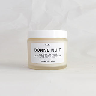 Crushes-luxe-candle-burnt-sage-bonne-nui