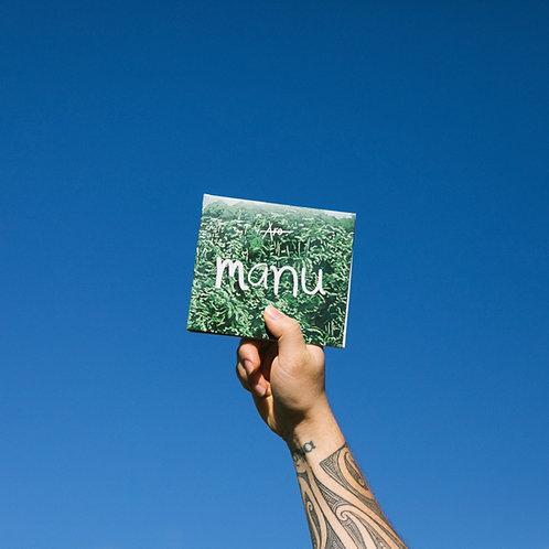 Manu Album (CD)