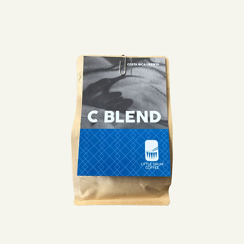 Little Drum Coffee - C Blend 250g