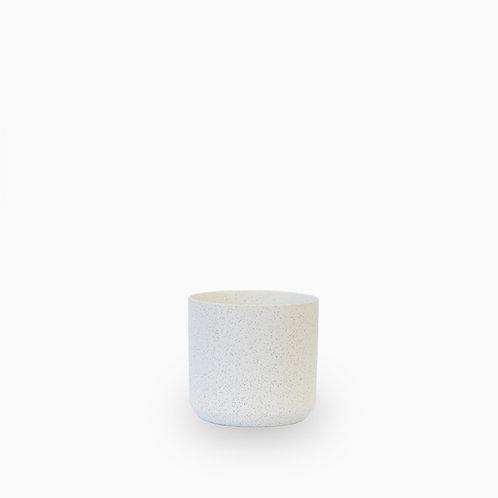 עציץ קיוטו לבן | S