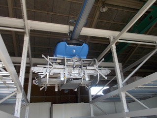 Product: Underslung Monorail Panel Carrier