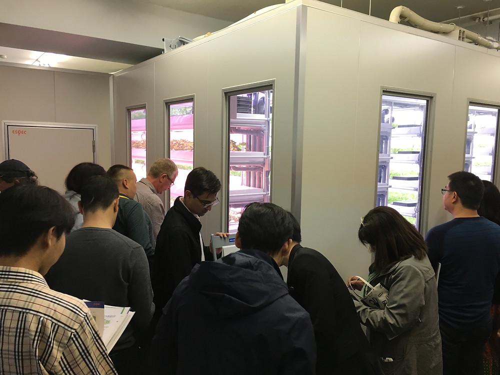 Japanese Indoor Vertical Farm Tour
