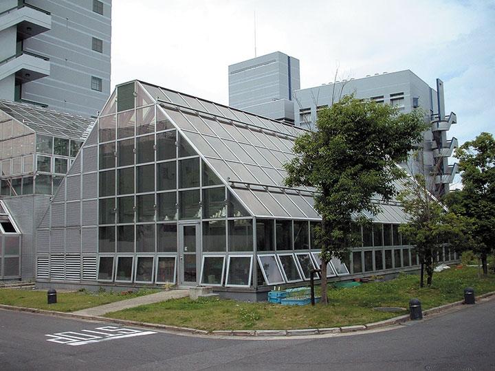 建物併設タイプ