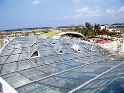観光温室(植物園など)